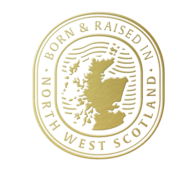 Born and Raised in North West Scotland