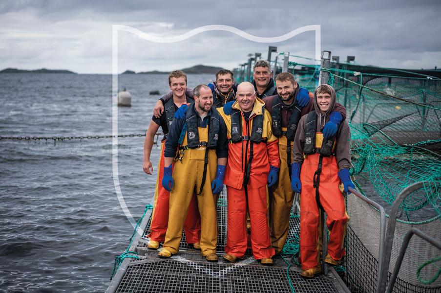 Our Team - Unrivalled Scottish Salmon